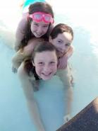 wandcandlswimming